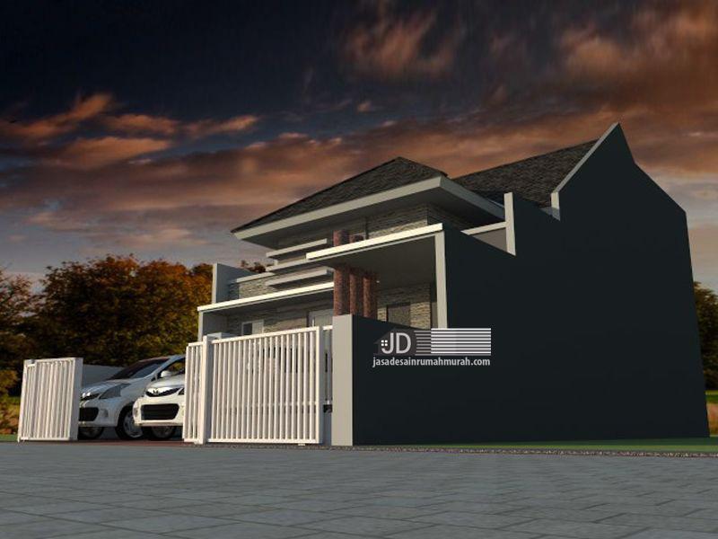 desain-rumah minimalis 1 lantai