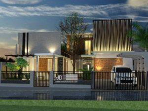 Jasa Desain Rumah Industrial Style Jenderal Bagus Di Malang