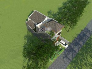 Desain Rumah Elegant 3 Lantai