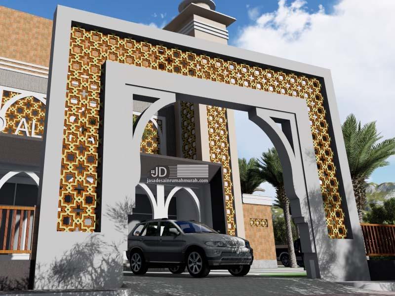 Jasa Desain Masjid 2 Lantai Di Cikarang Bekasi Arsitek Terbaik 2018