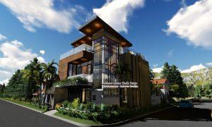 Galery Karya Jasa Arsitek Desain Gambar Rumah Mewah Terbaik 2021