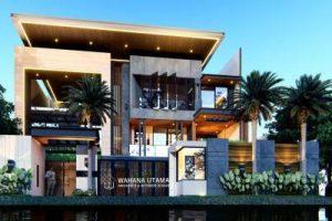 Biaya Gambar Rumah